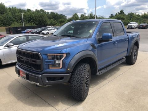 Pre-Owned 2019 Ford F-150 Raptor Four Wheel Drive Short Bed