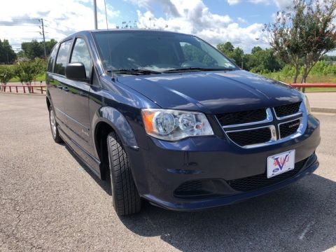 Pre-Owned 2016 Dodge Grand Caravan SE Front Wheel Drive Minivan/Van