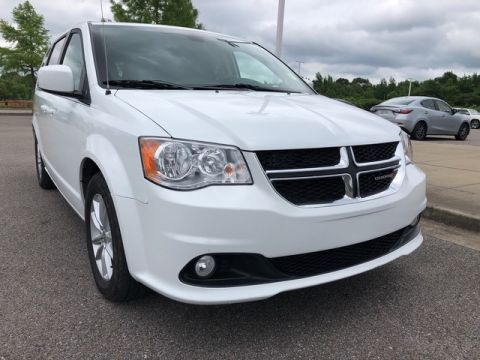 Pre-Owned 2019 Dodge Grand Caravan SXT Front Wheel Drive Minivan/Van