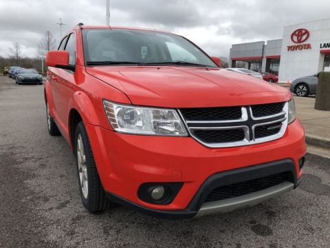 Pre-Owned 2017 Dodge Journey SXT Front Wheel Drive SUV