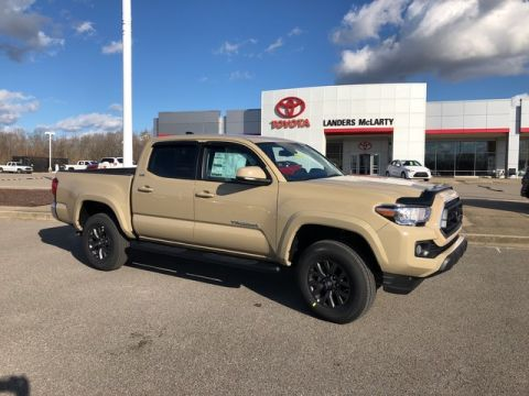 New 2020 Toyota Tacoma 4WD SR5 Double Cab 5' Bed V6 AT (Natl)