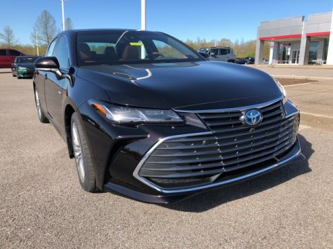 New 2020 Toyota Avalon Hybrid Limited Front Wheel Drive Sedan
