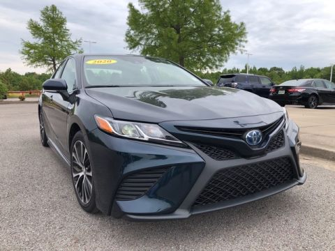 Pre-Owned 2020 Toyota Camry Hybrid SE Front Wheel Drive Sedan
