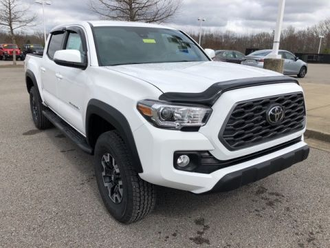 2020 Toyota Tacoma 4WD TRD Off Road