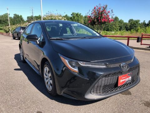 Pre-Owned 2020 Toyota Corolla LE Front Wheel Drive Sedan