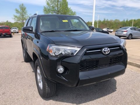 New 2020 Toyota 4Runner SR5 Four Wheel Drive SUV