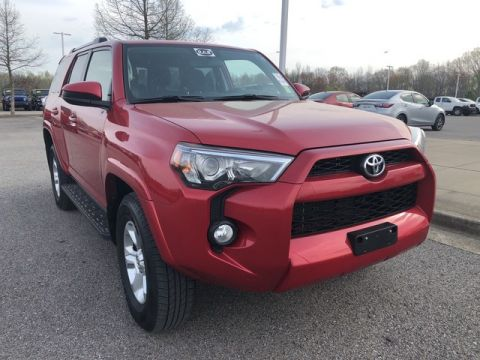Pre-Owned 2019 Toyota 4Runner SR5 Four Wheel Drive SUV