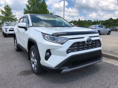 New 2020 Toyota RAV4 Hybrid Limited All Wheel Drive SUV